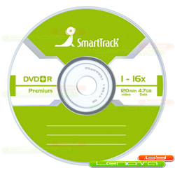 SmartTrack DVD+R 4.7GB 16x
