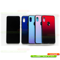 "EXPERT-S Силиконовый чехол ""COLOR GLASS TPU"" iPhone X/Xs"
