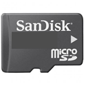 SanDisk Флеш карта MicroSD 64GB (no adapter) Ultra Class 10