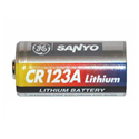 SANYO Элемент питания CR 123A Photo Lithium (3V)