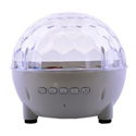. LED magic ball Light YPS-D107 Mini Bluetooth