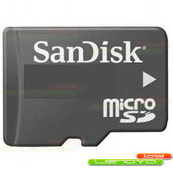 SanDisk Флеш карта MicroSD 32GB (no adapter) Ultra Class 10