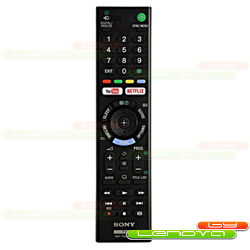 SONY ПДУ RMT-TX300E NETFLIX/YOUTUBE LCD TV